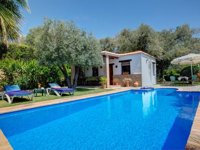 Photo for One bedroom Villa, sleeps 2 in Órgiva with Pool, Air Con and WiFi