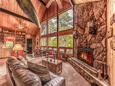 Photo for Paradise on the River, 4 Bedrooms, Sleeps 16, View, Deck, Grill, Hot Tub