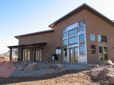 Photo for Moab Panorama Oasis, Amazing Views,  Near Arches Wifi, $4600 Per month