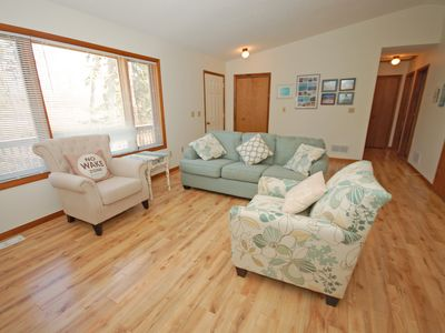 Photo for Newly Furnished 2BR/2BA  Home In Downtown Glen Arbor Near Sleeping Bear Dunes