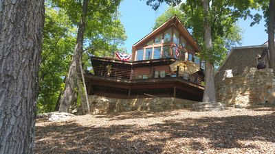 Photo for Fantastic Lake View, Close To Town, And Sleeps 8-10.