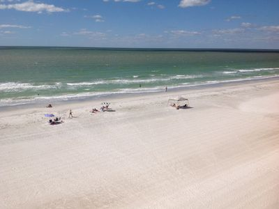 Photo for Life on the Beach....... Enjoy it!!!!Beach Front Condo