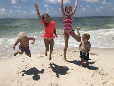 Photo for Relax! Beachside Fun in the Sun at Orange Beach!!