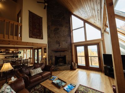 Photo for 3900 sqft,  4bd, 3ba - 5 min to Stratton w/Views!
