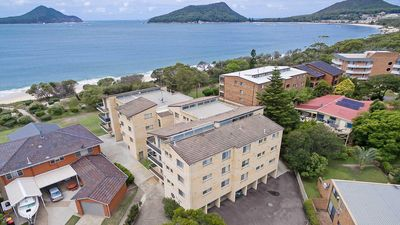Photo for The Helm, 12/22 Voyager Close - unit in Little Beach with direct access to Shoal Bay Beach