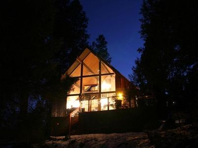 Photo for Mineshaft, Creek front, Hot Tub, Close to Town, Ski Area 20 miles