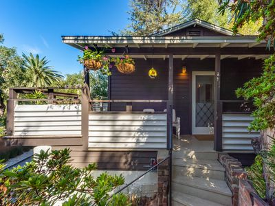 Photo for Santa Monica Canyon Cottage