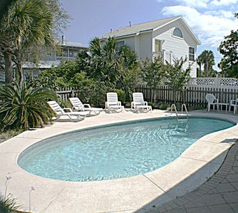 Photo for Across from Beach w/ Ocean views & Private Pool, SBS