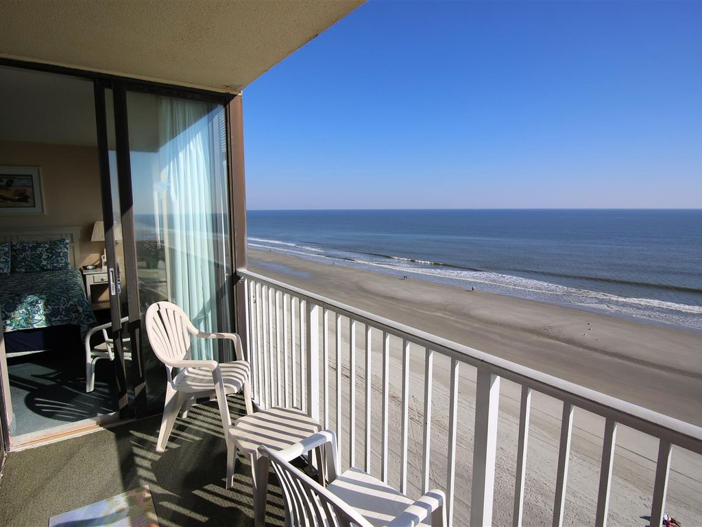 Great Location Nice Oceanfront View Sands Beach Club 814 Myrtle Beach Sc Homeaway