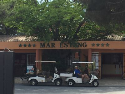 Photo for Mar Estang 4 * Mobile Home Rental
