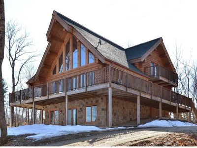 Photo for Chalet Sequoia - In Labelle