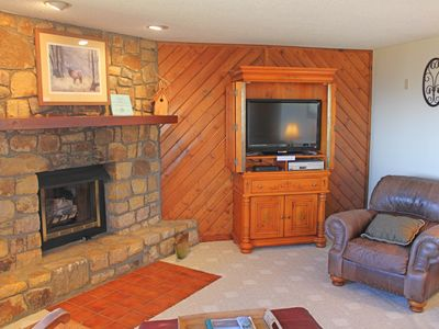 Photo for Lower peak Sugar Mountain condo w/panoramic valley view and private balcony