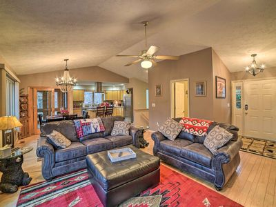Photo for NEW! Massanutten Home w/Game Room Near Skiing!