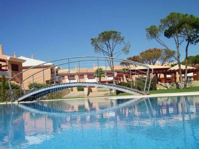 Photo for 3 bedroom townhouse in Vila Sol Vilamoura