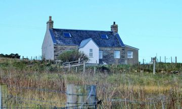 Upper Kilchattan, Isle of Colonsay, Argyll and Bute, UK