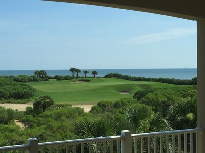 Photo for Amazing Ocean and Golf  view condo! FALL Discount!