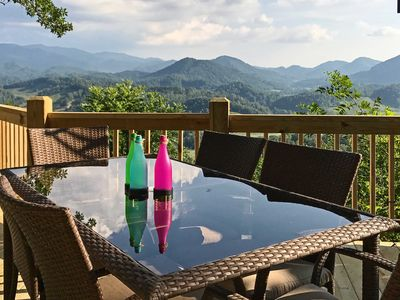 Photo for Burnsville Cottage w/ Deck & Blue Ridge Mtn Views!