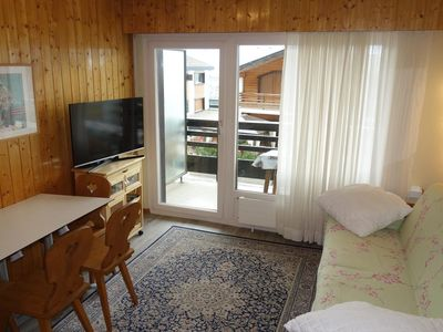 Photo for 2* studio for 2-4 people located in the centre of the resort near from the swimming pool and 300m fr