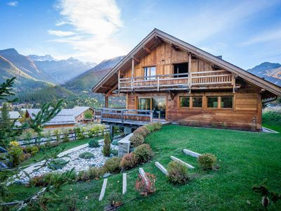 Photo for Luxury Chalet Rental in Serre Chevalier | spa and sauna