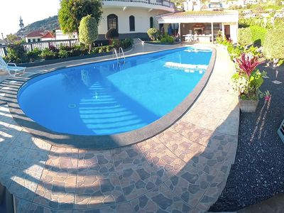 Photo for Arcos Grands Suites with enormous & private pool. A luxury & relaxing VIEWS!