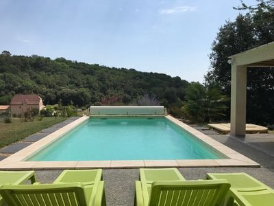 Photo for Private house-heated pool-9 Kms of SARLAT-- comfortable-not overlooked