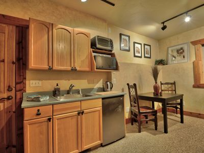 Photo for Available for SUNDANCE Studio Master Suite in Lofty Mountain Cabin