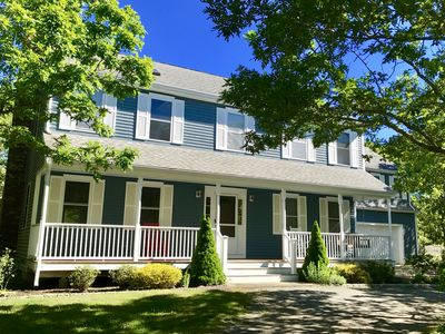 Photo for NOW RENTING FOR SUMMER 2020 : Fabulous, Spacious Edgartown Home w/Private Pool