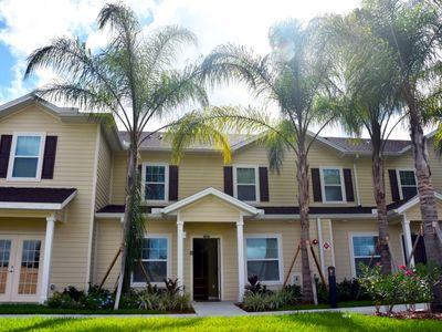 Photo for Luxury on a budget - Lucaya Village - Welcome To Contemporary 3 Beds 2 Baths Townhome - 3 Miles To Disney