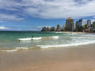 Photo for Ocean View Studio in the heart of prime Condado, accross the Street from Marriot