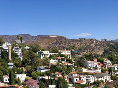 Beautiful Hollywood Hills Home