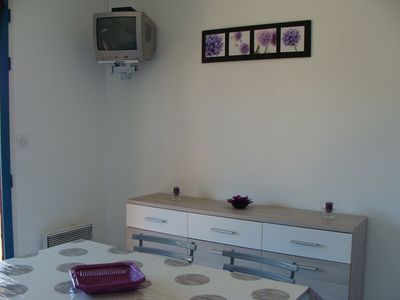 Photo for Apartment Biscarrosse beach for family 4 people