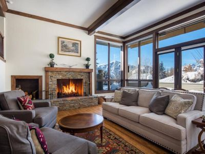 Photo for AMAZING FAIRWAYS SUN VALLEY 4 BEDROOM HOME: VIEWS, GORGEOUS GROUNDS & PRIVACY