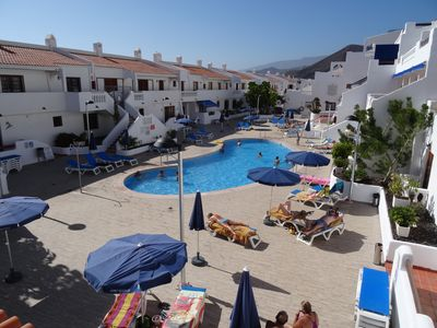 Photo for Port Royale, Los Cristianos Two Bedroom Apartment With Fantastic Views
