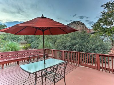 Photo for Home w/Deck+Views - 8Mi to Red Rock State Park