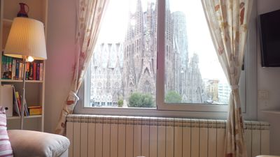 Photo for LAST MINUTE 20% OFF NOV AND DEC! THE BEST VIEWS IN BARCELONA