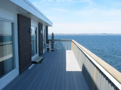 Photo for Unobstructed Direct Oceanfront  in Seaside Boston/Nahant