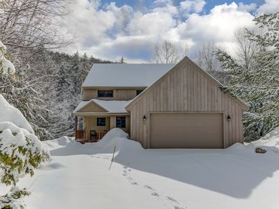 Photo for JUST LISTED: 4BR Mountain Haus has it all: Hot tub, Central AC, Pool table!