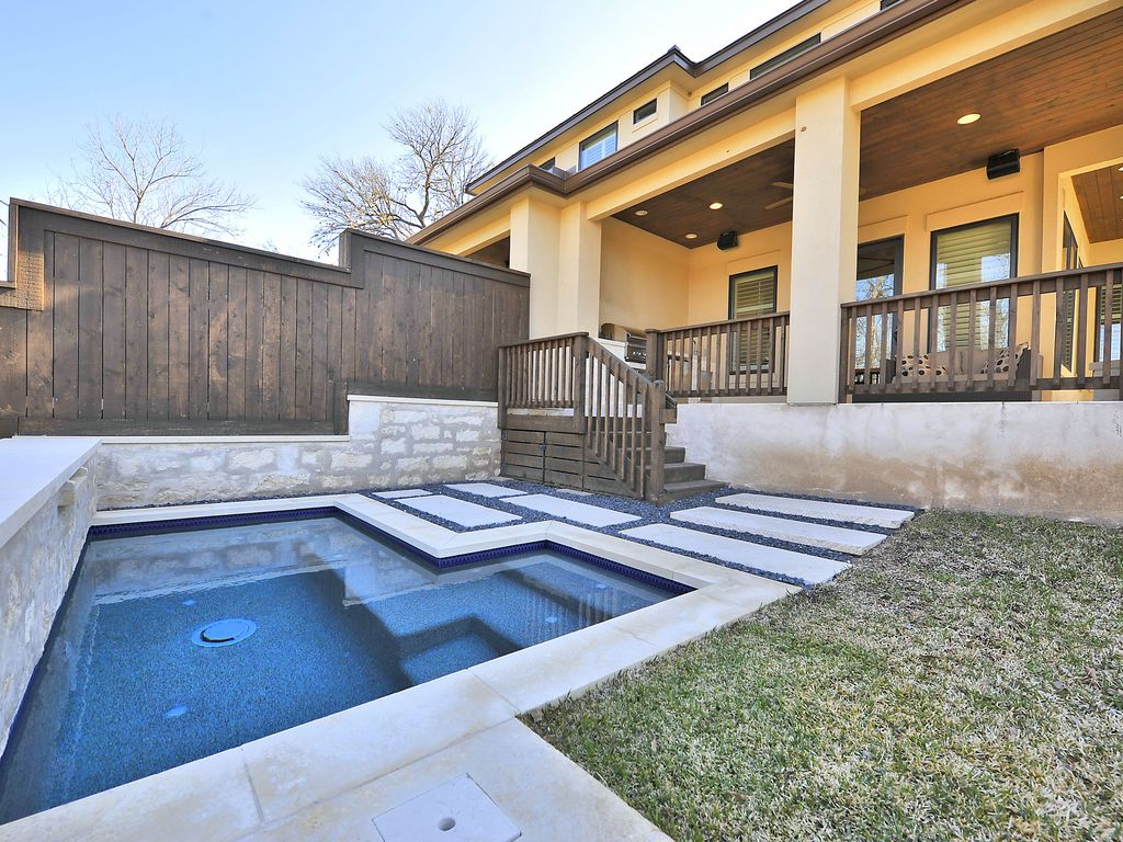 alluring austin house with modern pool u2013 sl vrbo
