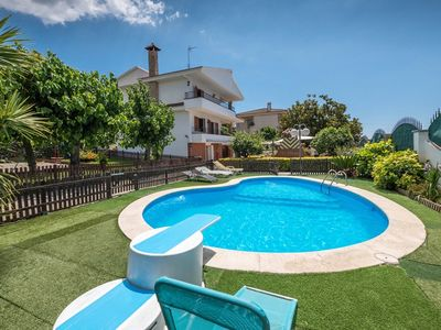 Photo for Club Villamar - Very comfortable and nice furnished villa, offers a private pool and a nice garde...