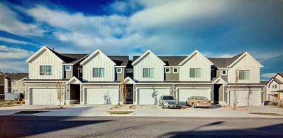 Photo for Brand New 3 Bedroom Town Home walking distance to UVU and 8 min to BYU!