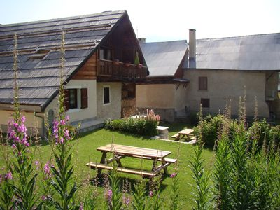 Photo for 3BR Apartment Vacation Rental in Névache, Hautes-Alpes