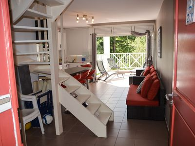 Photo for comfortable duplex a few meters from the Diamant beach