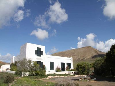 Photo for House in the center of Las Casitas with Internet, Pool, Garden, Balcony (970083)