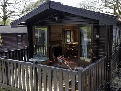 Photo for Pine Lodge With Panoramic Fell Views, Keswick, with Private Parking