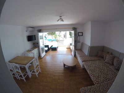 Photo for 3 Bed Apartment Ground Floor, Air Conditioned/wifi Siesta Mar II