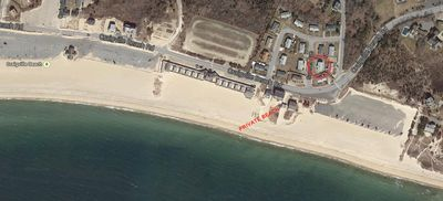 Pet friendly home across beach.  Enjoy all the Cape has to offer!