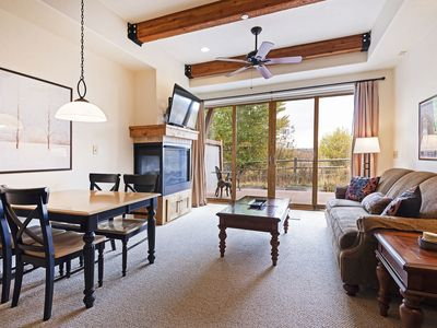 Photo for Cozy Park City Townhome - Minutes to Skiing - Available now!