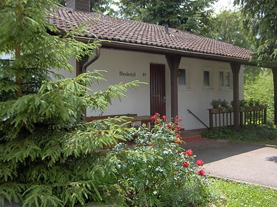 Photo for Vacation home Wanderlust in Dittishausen - 4 persons, 2 bedrooms