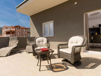 Photo for 3BR Apartment Vacation Rental in Trogir, Dalmatien