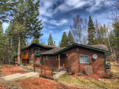 Photo for Pet-Friendly Rustic Cabin.  Perfect for mountain-biking & outdoor enthusiasts!